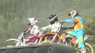 Moto Cross spesial engine 250 cc