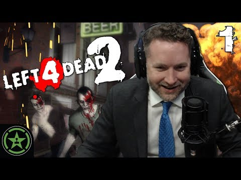 Slaying With Snot - Left 4 Dead 2 - Novemburns (#1) | Let's Play