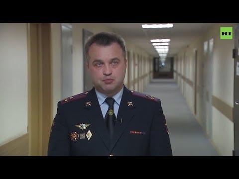 В МВД прояснили ситуацию вокруг задержания корреспондента «Медузы»