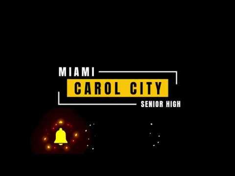 Miami Carol City Senior High School Surprise Visit - Dr Steve Gallon
