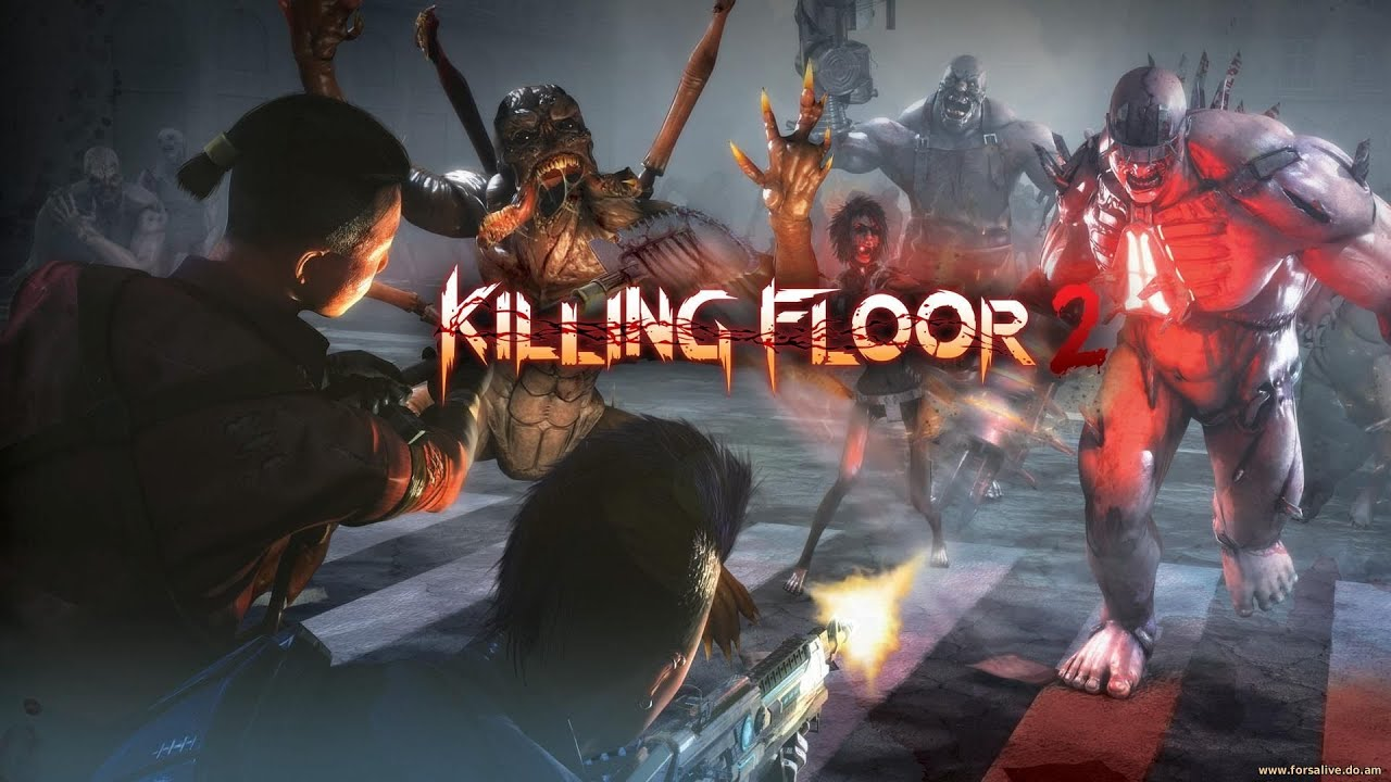 Killing Floor 2 Gameplay + Boss Fast Show-up
