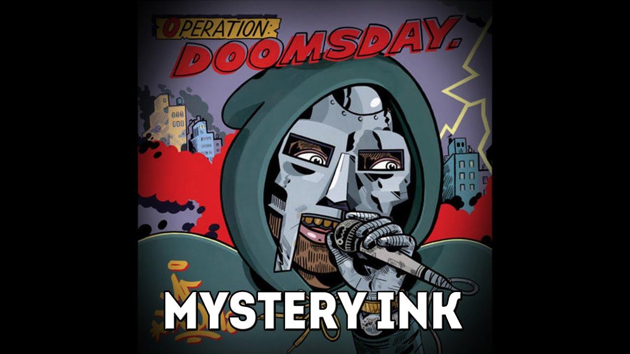 MYSTERY INK: MF DOOM Type Rap Beat (Scooby-Doo Cartoon Sample) [Underground Style Instrumental]