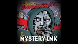 MYSTERY INK: MF DOOM Type Rap Beat (Scooby-Doo Cartoon Sample) [Underground Style Instrumental]