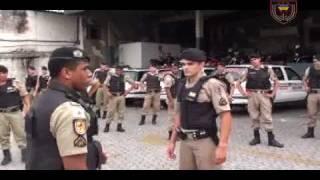 0 DEFESA PESSOAL POLICIAL NO ASFALTO aquecimento e execução de técnicas