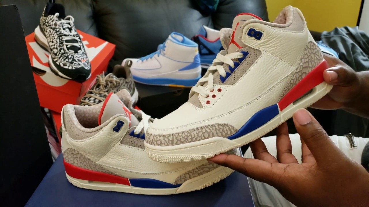 united kingdom top design new concept FIRST LOOK: AIR JORDAN RETRO 3