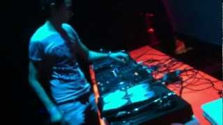 "Moonbeam —  Rachael Starr ""To Forever (Moonbeam Remix)"" (10.11.2012 Live @ St. Petersburg, Russia)"