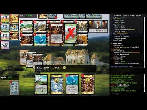 Streaming Dominion 064 Vs. Seprix: Renaissance Previews 10 Do Not Trash Engineer!