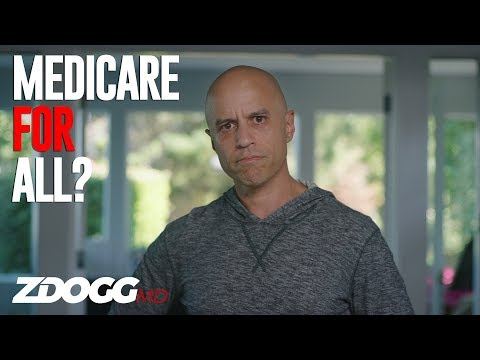What The Presidential Candidates Won't Tell You | Medicare For All Explained (By A Doctor)