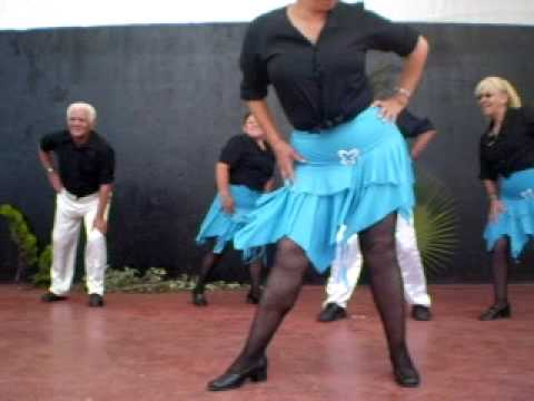 mami fresia con su balet