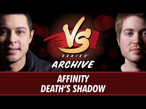3917  Tom VS. Majors: Affinity vs Death's Shadow Modern