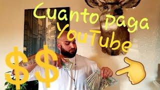 Cuanto me pago$$$ youtube Por 80 Videos!!!! la Verdad