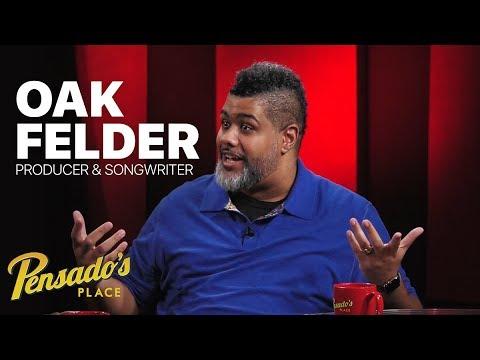Grammy Award Winning Producer/Songwriter Oak Felder - Pensado's Place #349