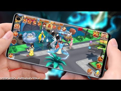 Go Legendary Team! Mons Trainer - Android IOS Gameplay