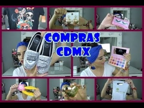 COMPRASSSS EN LA CDMX Y MAS //SARA DICE