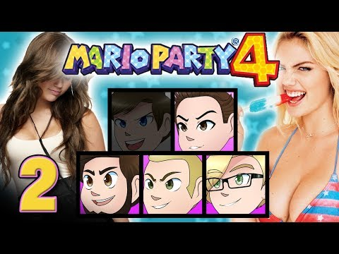 "Mario Party 4: ""Wife Swap"" - EPISODE 2 - Friends Without Benefits"