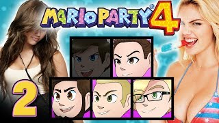 """Mario Party 4: """"Wife Swap"""" - EPISODE 2 - Friends Without Benefits"""