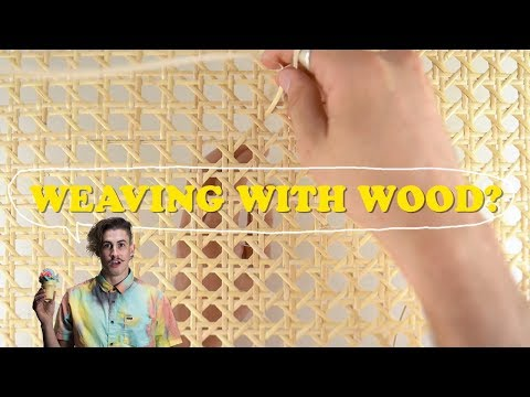 How To Weave... WITH WOOD!
