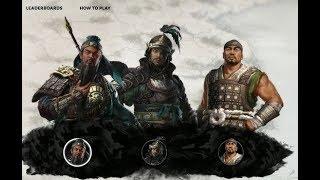TOTAL WAR THREE KINGDOMS  - New Dynasty Mode Gameplay 2019