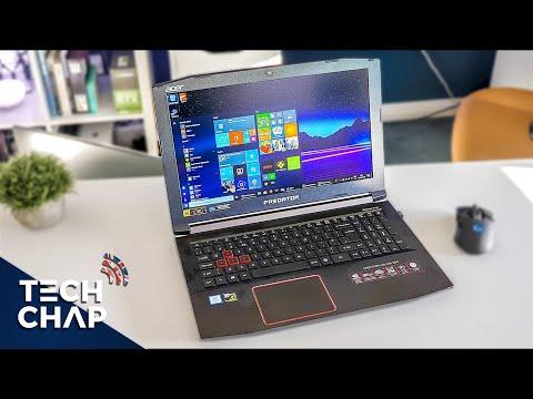 Acer Predator Helios 300 - Best Value 144hz Gaming Laptop?   The Tech Chap