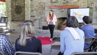Project Frog: Shannon Sharkey at TEDxLakeAluma