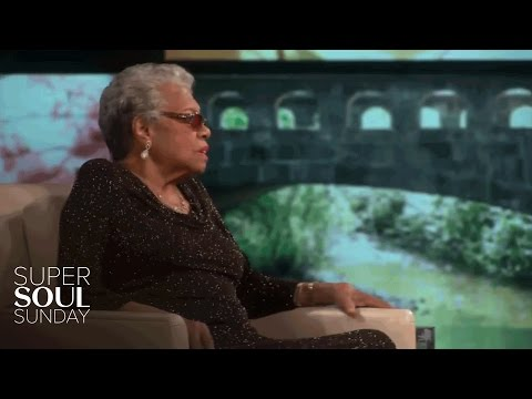 """Dr. Maya Angelou on Being in Her 80s: """"Do It If You Can"""" 