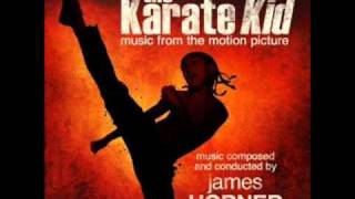 The Karate Kid Soundtrack  - 11. Jacket On, Jacket Off