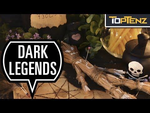 Top 10 Dark Legends of Japan