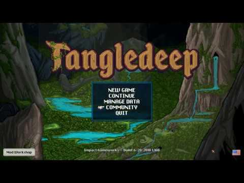 Tangledeep Weekly Challenge 26  
