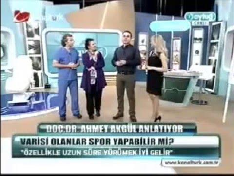 Varis Tedavi Edilmese Ne Olur ? - Prof. Dr. Ahmet AKGÜL