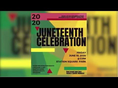 Juneteenth Celebration | Monrovia, California