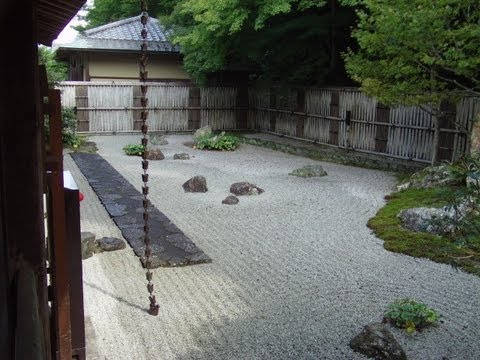 Zen Garden at Nanzenji Temple, Kyoto City