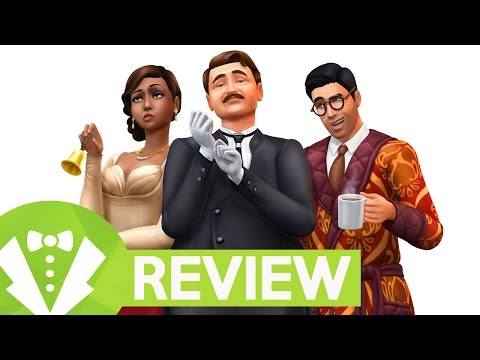 REVIEW: THE SIMS 4 - GLAMOUR VINTAGE! (VINTAGE GLAMOUR STUFF PACK)