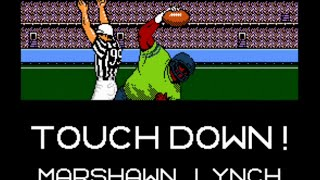 Repeat youtube video Tecmo Simulation of Super Bowl 49