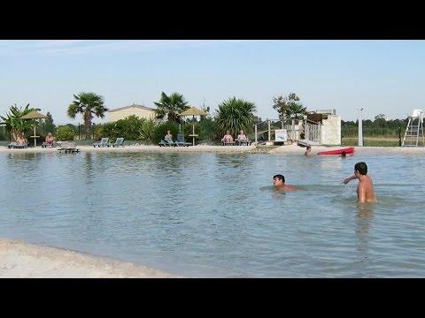 Camping L'Ocean In Chatelaillon Plage Near La Rochelle (Charente Maritime)