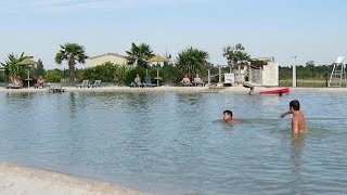Camping L'Ocean in Chatelaillon Plage near la Rochelle (Charente Maritime)