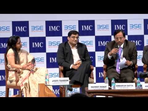 Seminar on Careers in Financial Markets - Panel Discussion 1