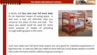 Buy Twin Over Full Bunk Beds