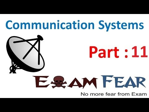 Physics Communication Systems part 11 (Factors affecting signal transmission) CBSE class 12