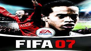 A Look @ FIFA 07 on Xbox 360!