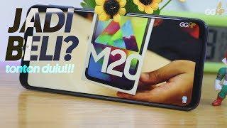 10 Temuan Saya tentang Samsung Galaxy M20 dalam 10 Menit