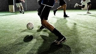 Video tips and trick futsal indoor soccer, trick football (basic futsal, dribbling, shooting)