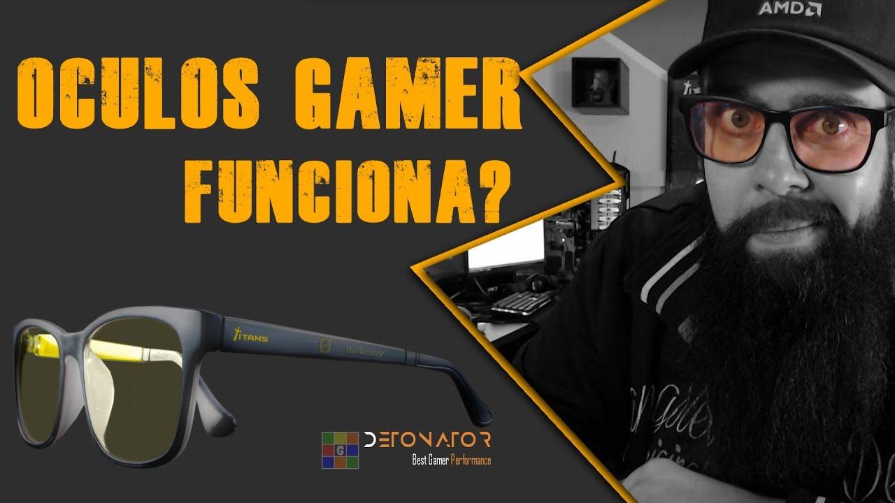 3f25522ba140d Óculos Gamer Voce Precisa Disto  Qual a Diferença  Existe Ganho ...