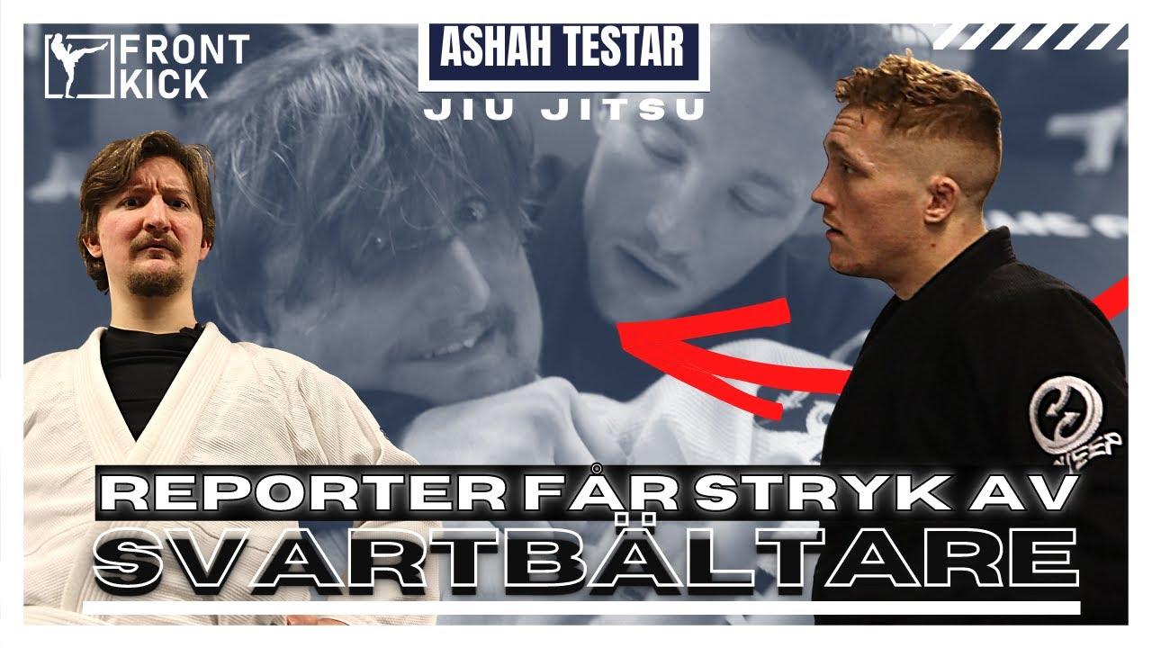 Download ASHAH TESTAR BJJ – får spö av proffsen på Stark **SJUKT**