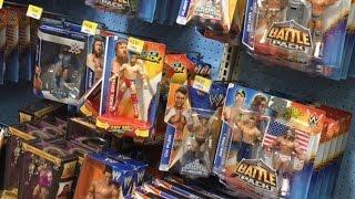 HUGE TOY HUNT: WWE Wrestling Figures, Jurassic World, Transformers, LEGO, TMNT and MORE