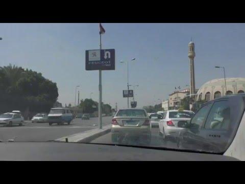 From Heliopolis to Saint Mina monastery, Tahoona near Old Cairo - من مصر الجديدة لالطاحونة