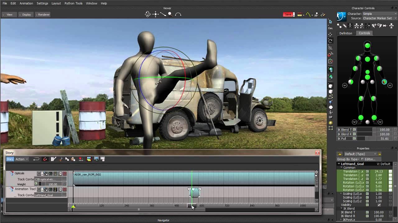 motionbuilder for mac