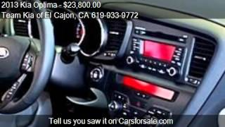 2013 Kia Optima EX - for sale in El Cajon, CA 92020