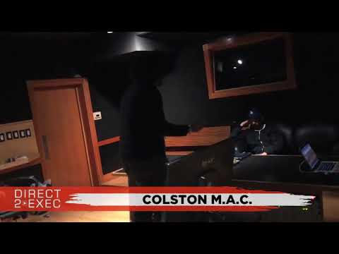 Colston M.A.C. Performs at Direct 2 Exec Los Angeles 3/4/18 - Dreamville Records