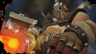 Overwatch Metal  - 3 Roadhog Bacon Grind