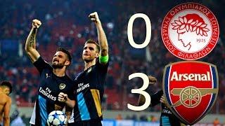 Video Gol Pertandingan Olympiakos Piraeus U-19 vs Arsenal W